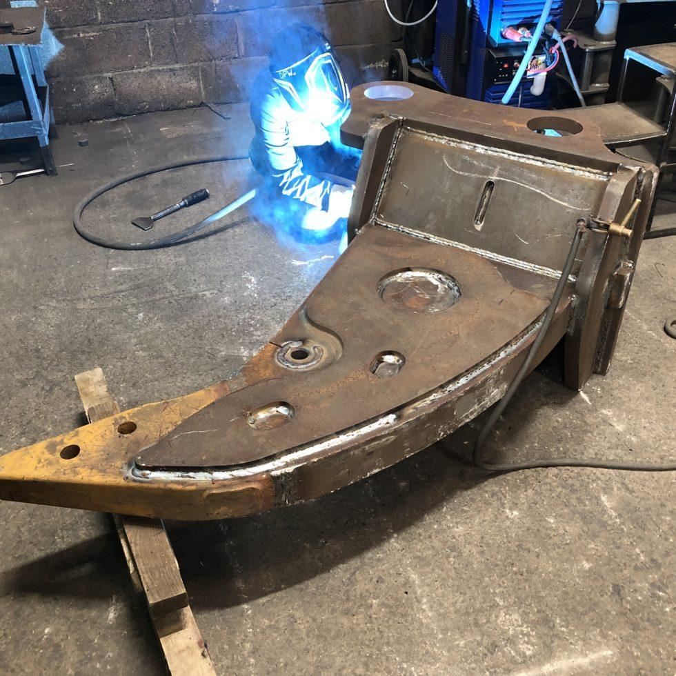 38 Ton Ripper Hook, Ripper Hook