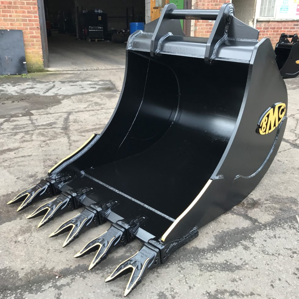 25 Ton Rock Bucket, Rock Bucket