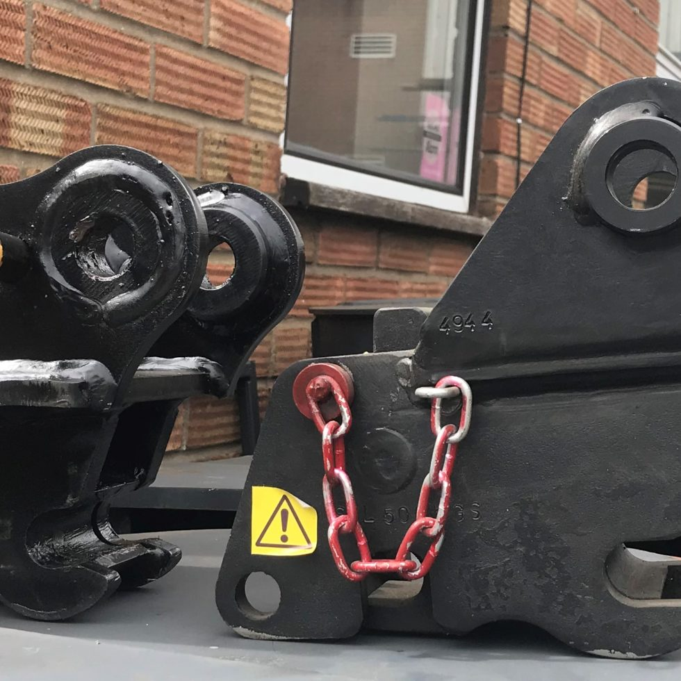 Manual Hitch 1 Ton, Manual Quick Hitch