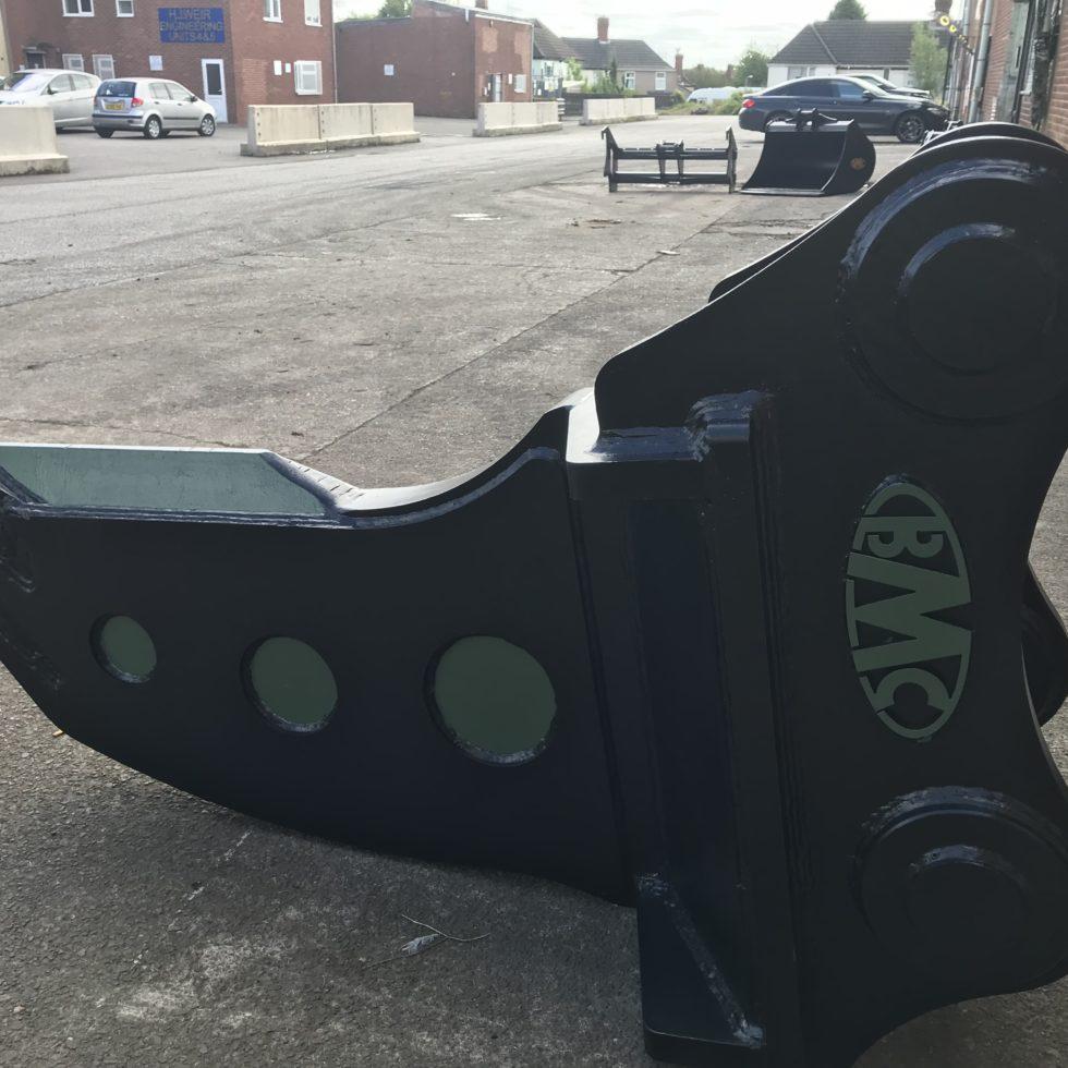 45 Ton Ripper Hook, Ripper Hook